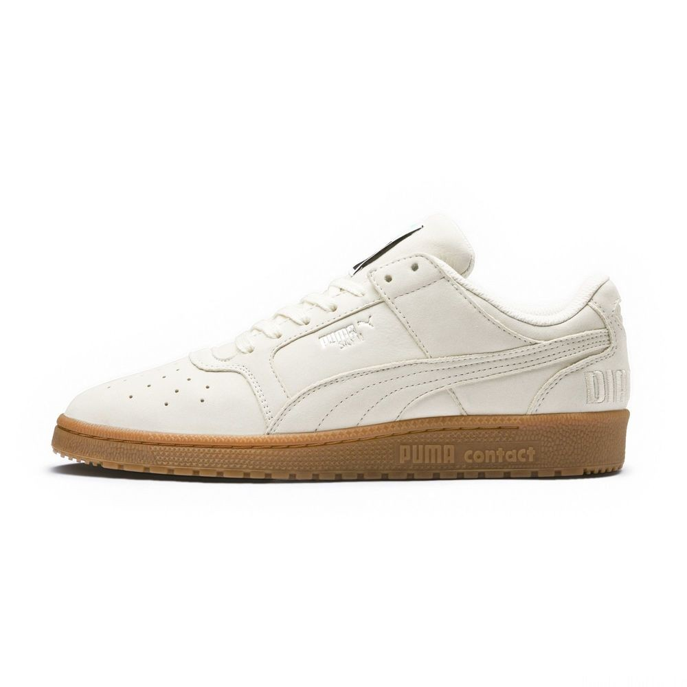Basket Sky II Lo PUMA x DIAMOND Couleur Whisper White-Whisper White