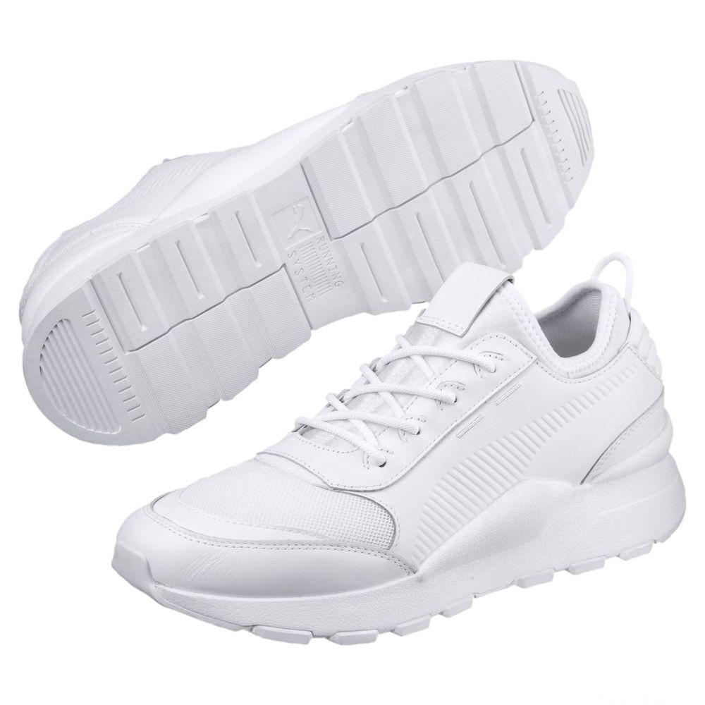 Basket RS-0 Sound Couleur Puma White