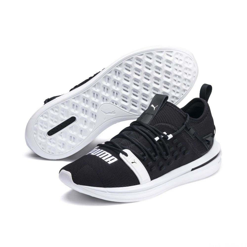 Chaussure de course IGNITE Limitless SR FUSEFIT Couleur Puma Black-Puma White