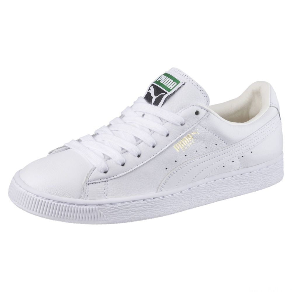 Basket Heritage Basket Classic Couleur white-white