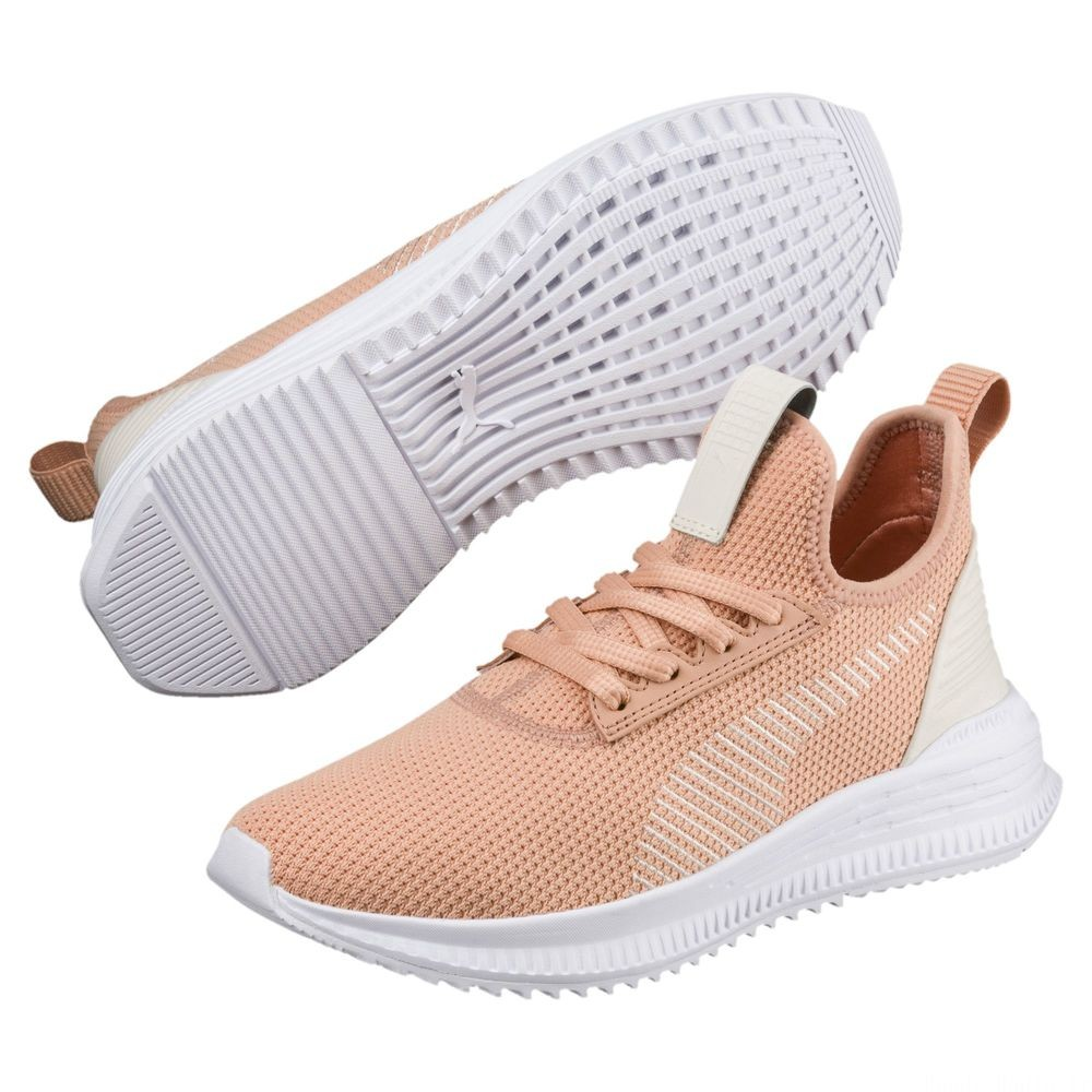 Basket AVID Fight or Flight Couleur DustyCoral-WhisperWht-White