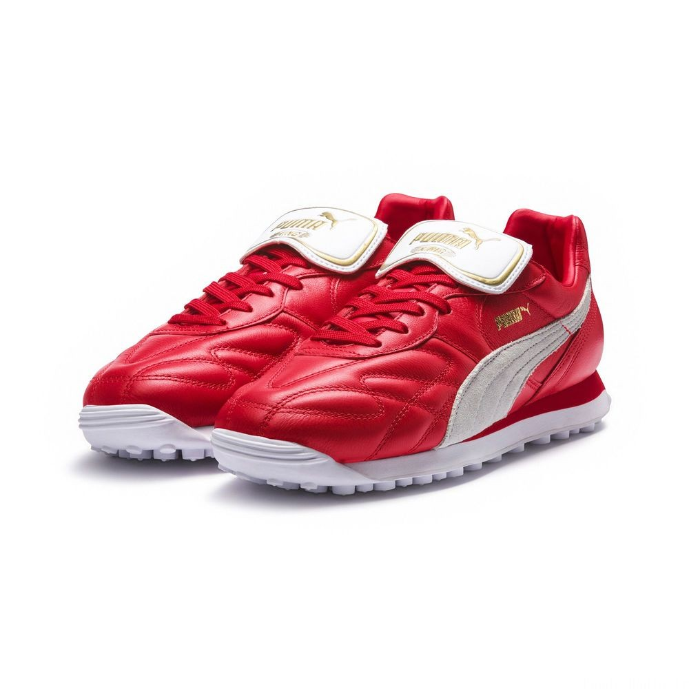 Basket King Avanti Legends Pack Couleur Puma Red-Puma White